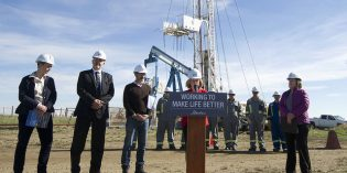 Industry group gets Alberta gov't loan to clean up abandoned wells