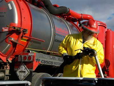 Alberta-based oilfield services co  Lonestar West sells to