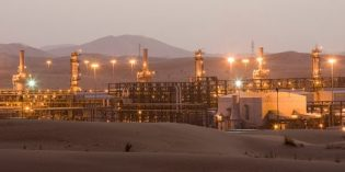Oil prices up on crude stocks draw, likely extension of OPEC deal