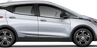 GM expanding test fleet of self-driving Chevy Bolt EVs