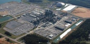 Mississippi Power suspends coal gasification Kemper County power plant