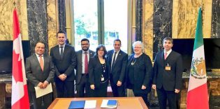 National Energy Board strengthens relationships with Mexican energy regulators