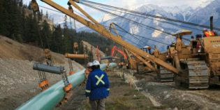 Trans Mountain Pipeline company looks for aboriginal investment