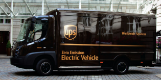 UPS looks to add more vehicles run on non-conventional power
