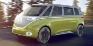 VW EV van unveiled at Detroit Auto Show