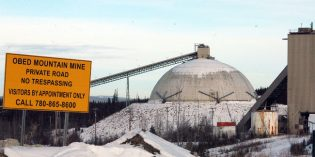 Prairie Mines & Royalty to pay $4.42 million for Obed Mountain mine spill