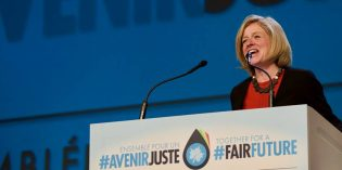 Time for Notley to emerge as Alberta energy champion? CAPP study provides opportunity