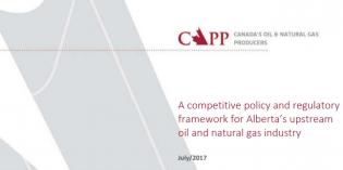 Alberta oil & gas sector asks Alberta, Canada to trim regulations, compliance costs – CAPP study