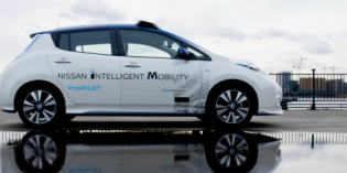 Electric vehicles news brief July 10:  Nissan hopes to lead in Autonomous EV technology