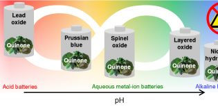 The race for a better battery: 'quinones' organic compound is cheap, safe, lasts longer