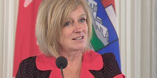 Notley hits right note in Calgary speech defending Trans Mountain Expansion pipeline