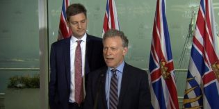 BC NDP govt throws down gauntlet to Trans Mountain Expansion pipeline project