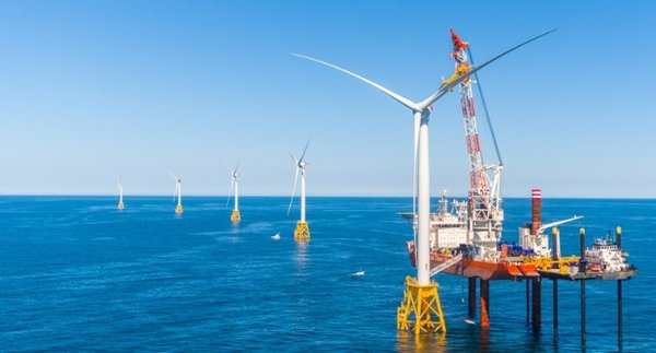 Wind leading the renewable energy charge -GWEC