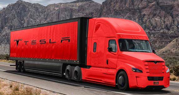 autonomous semi trucks