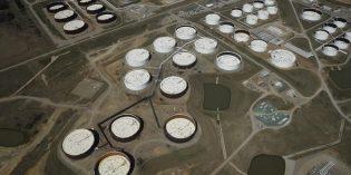 Oil prices fall despite drop in US crude stocks