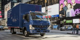 First US delivery of Daimler electric trucks to UPS