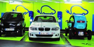 French utility sees rapid growth in EV charging network