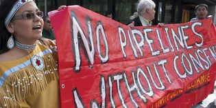 Indigenous consent is key to Canadian sustainable oil and gas development