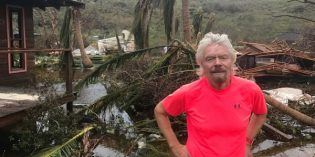 Richard Branson to set up green energy projects fund for devastated Caribbean