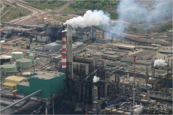 Alberta carbon levy