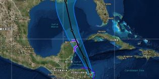 Tropical Storm Nate shuts down some US Gulf of Mexico production