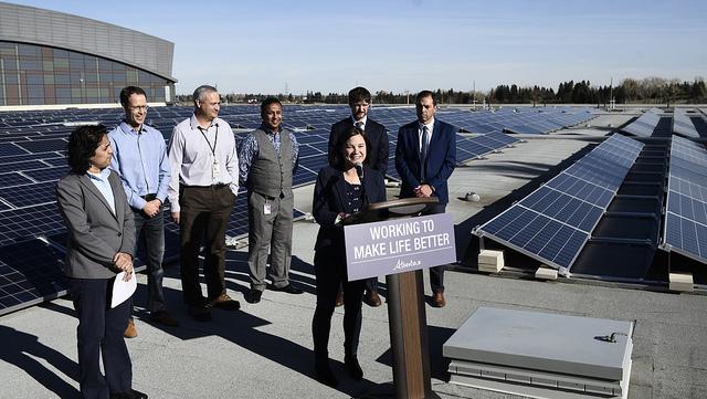 City of Calgary taking advantage of Alberta municipal solar
