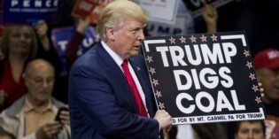 Column: Trump tries to save coal, but probably in vain