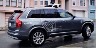 Uber agrees to buy up to 24,000 autonomous Volvo cars