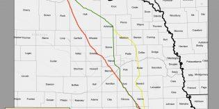 Keystone XL pipeline route approved by Nebraska regulators