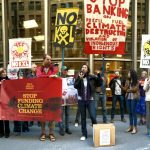 Anti-pipeline group Bold Nebraska rallying against Keystone XL