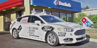 Ford autonomous vehicle technology to be tested next year