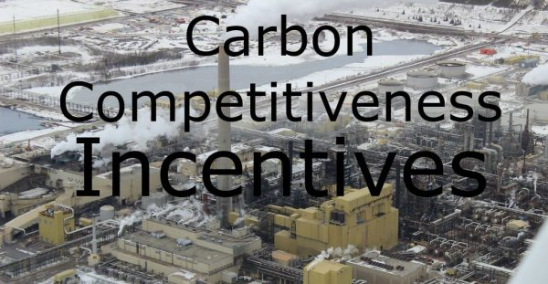 carbon competitiveness Incentives