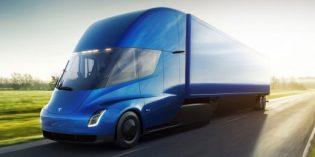 PepsiCo pre-orders 100 Tesla Semi trucks
