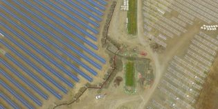 First utility-scale solar project in Western Canada under construction