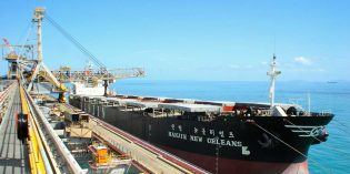 Chinese, Australian ports jammed as demand for coal, iron ore soar