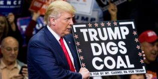 Comparing Trump vs. Notley policies on decline of coal