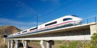 High-speed rail presents major opportunities for decarbonisation of transport – IEA