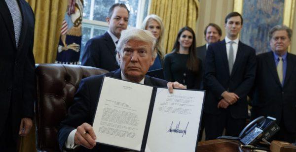Trump energy policies