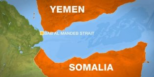 Rocket-propelled grenades fired at oil tanker near Yemen