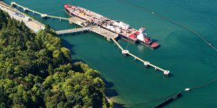 NEB approves Trans Mountain Burnaby terminal expansion