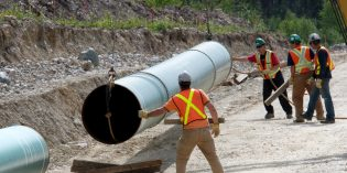 Shovels in the ground by Sept. for Trans Mountain Expansion despite warnings from BC?